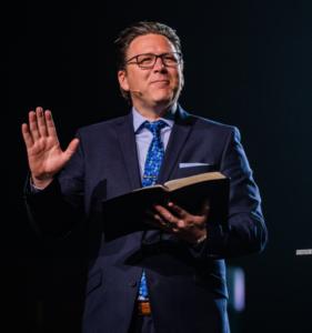 Pastor Brad Jurkovich - First Baptist Bossier