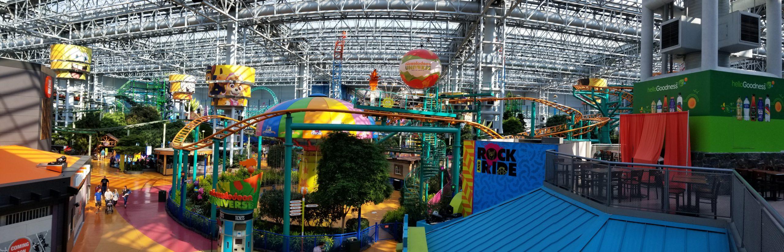Mall of America Theme Park 2