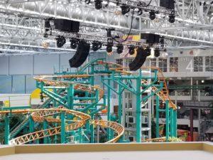 Mall of America Roller Coaster