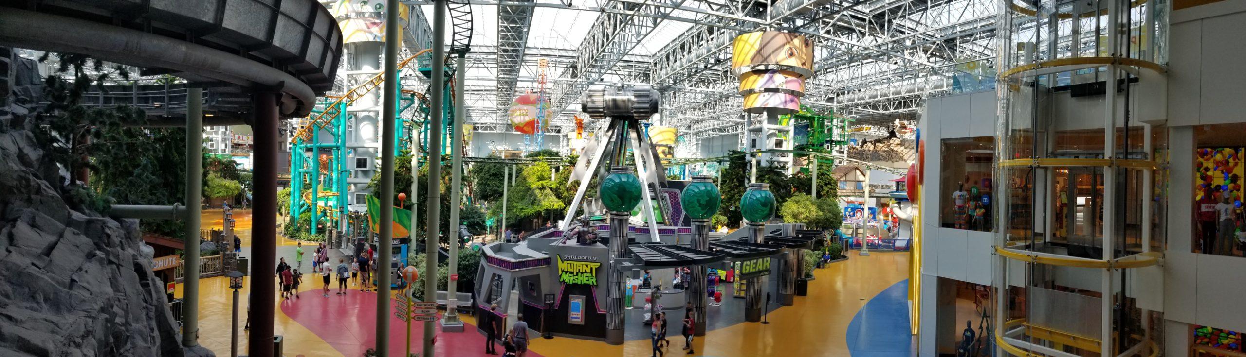 Mall of America Theme Park